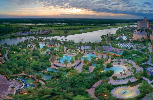 Hotel JW Marriott Grand Lakes - 5*