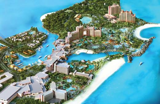 Hotel Atlantis paradise Island Resort The Cove - 5*