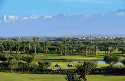 Hotel Fairmont Royal Palm Marrakech - 5*