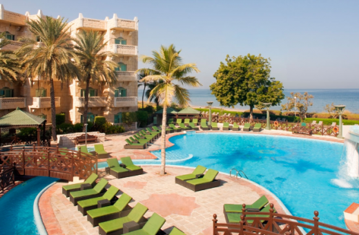 Hotel Grand Hyatt - 5*