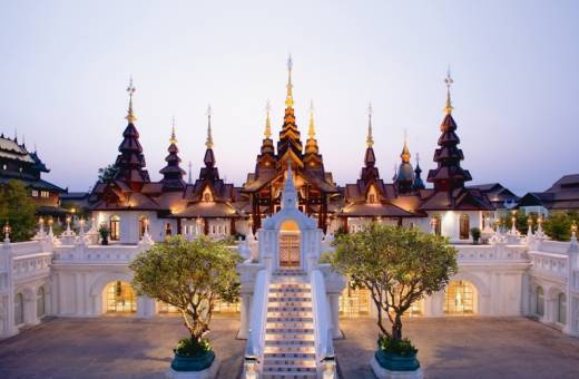 Hotel Dhara Dhevi - 5*LUXE