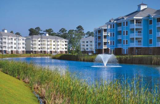 Hotel Myrtlewood Golf Resort And Villas