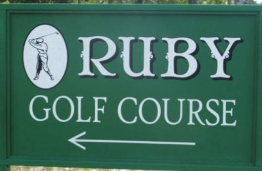 Ruby Golf Course