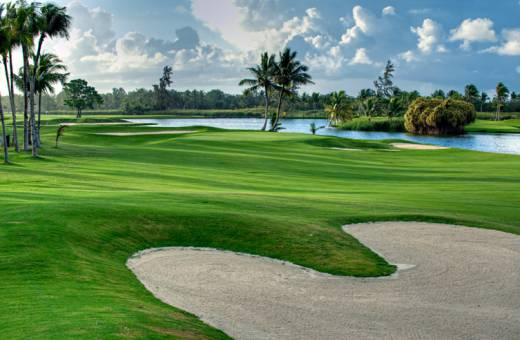 The Lakes Barcelo Golf course