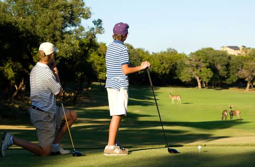 Barton Creek Golf | Palmer Lakeside Golf Course
