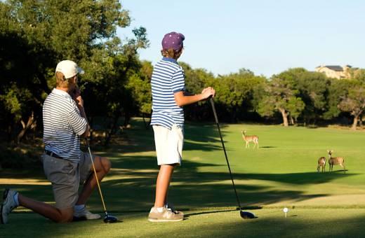 Barton Creek Golf   Palmer Lakeside Golf Course