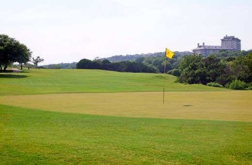 Barton Creek Golf | Crenshaw Cliffside Golf Course