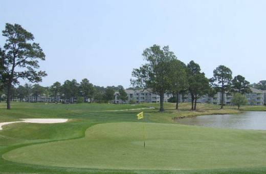 Myrtlewood Golf Club   PineHills Course