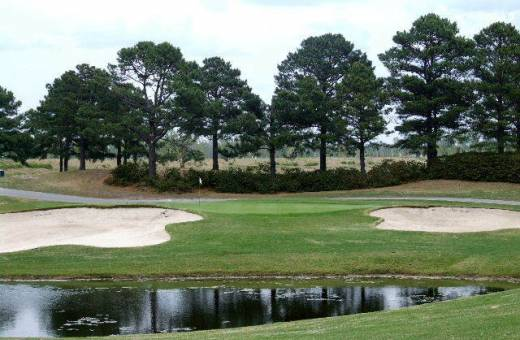 Myrtlewood Golf Club | Palmetto Course