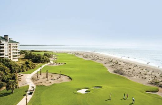 Wild Dunes Golf Club | Links Course