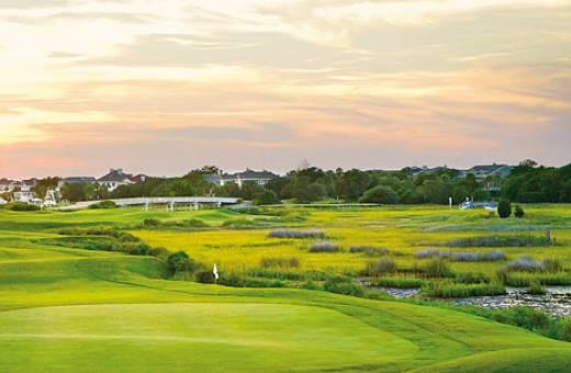Wild Dunes Golf Club   Harbor Course