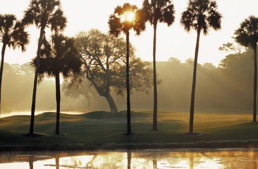 Kiawah Island Golf Club    Cougar Point Golf Course