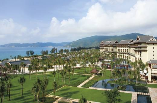 Hotel Ritz Carlton Sanya - 5*LUXE