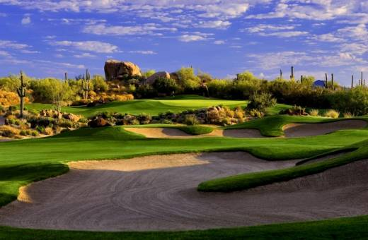 Troon North Golf Club | Pinnacle Course