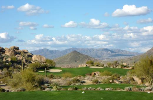 Troon North Golf Club | Monument Course