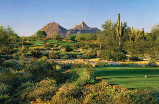 Grayhawk Golf Club   Talon Course