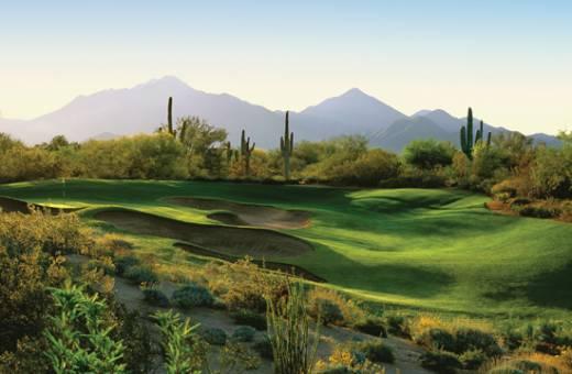 Grayhawk Golf Club   Raptor Course