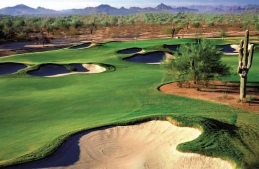 Wildfire Golf Club   Faldo Course