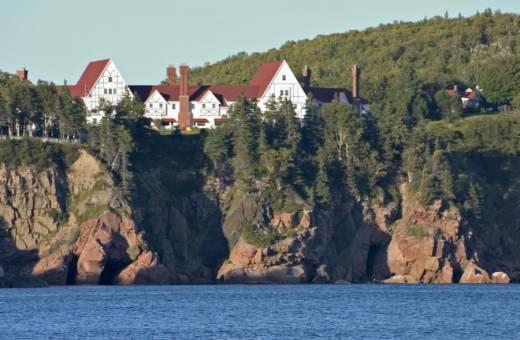 Province de la Nouvelle Ecosse - Hotel Keltic Lodge - Cat 4*