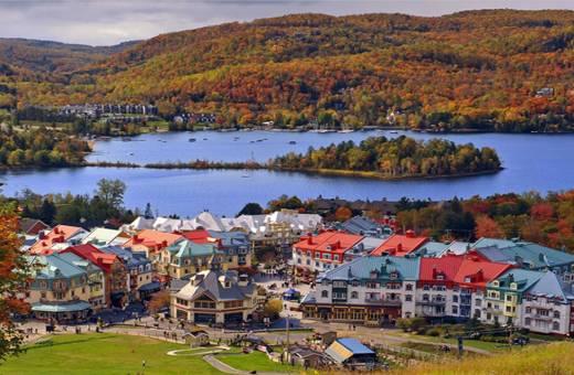 Province du Quebec - Hotel Quintessence Mont Tremblant - Cat 5*