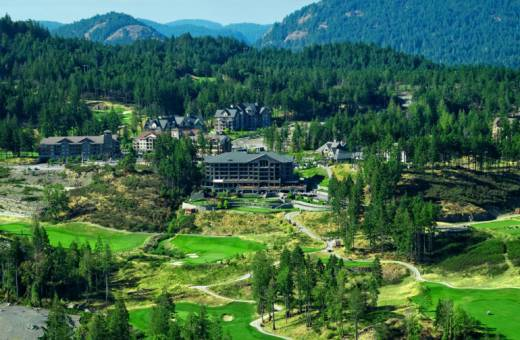 Province de la Colombie Britannique - Westin Bear Mountain Golf Resort & Spa - Cat 4*