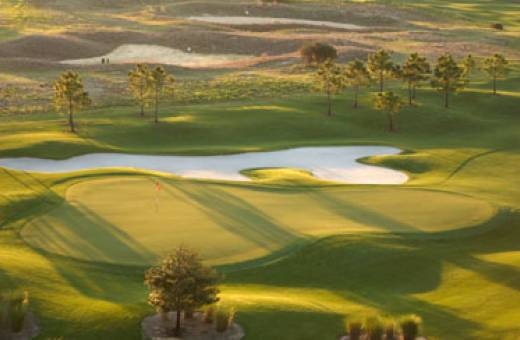 County National Golf Center & Lodge | Crooked Cat Course