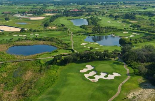 County National Golf Center & Lodge | Panther Lake Golf Course