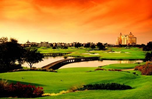 Reunion Golf Orlando   The Legacy Course