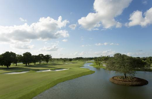 Doral Golf Club   Red Tiger