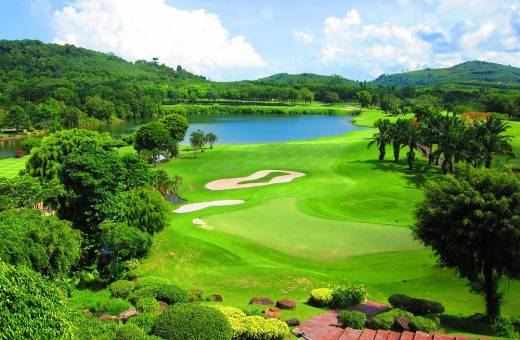 Blue Canyon Country Club | Lake Course