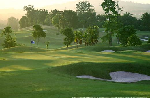 Saujana Golf & Country Club | Bunga Raya Course