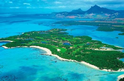 L'Ile aux Cerfs Golf Club