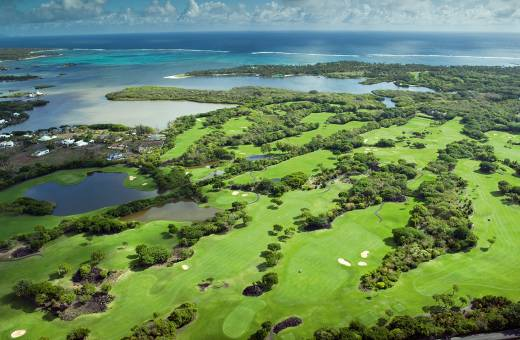 Golf au Belle Mare Plage | Links Course