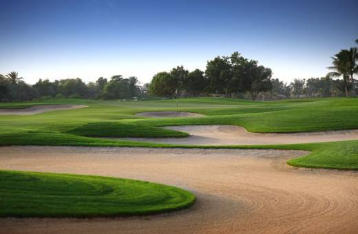 Abu Dhabi Golf Club | The Garden Course