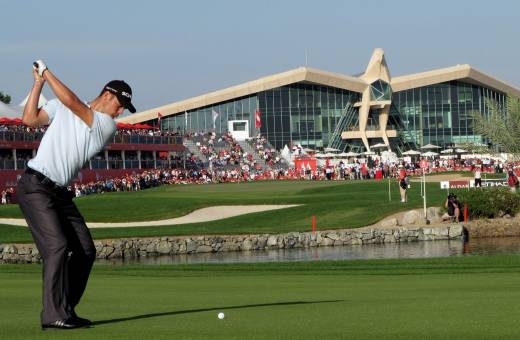 Abu Dhabi Golf Club | National Course
