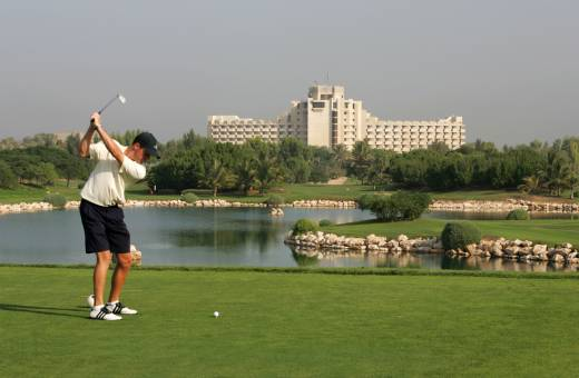 The Jebel Ali Golf & Spa