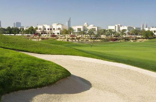 The Adress Montgomerie Dubaï