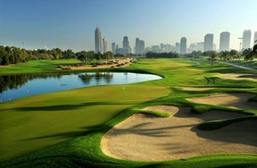 Emirates Golf Club | Faldo Course