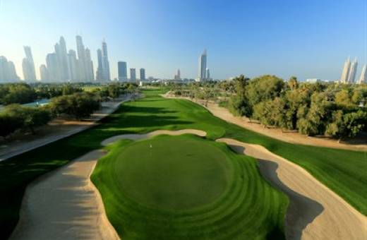 Emirates Golf Club | The Majlis Course