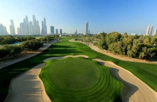 Emirates Golf Club | The Majlis Course