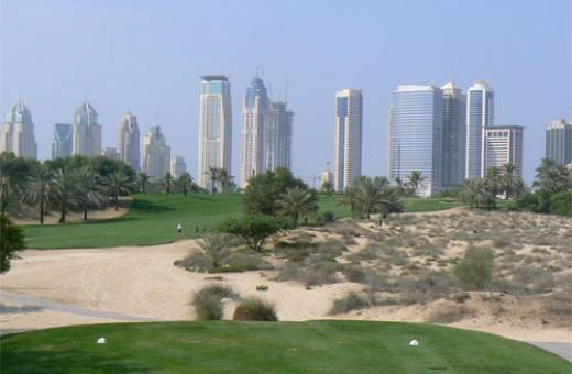 Golf au Emirates Golf Club | The Majlis Course