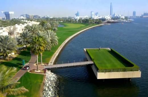 Dubaï Creek Golf & Yacht Club