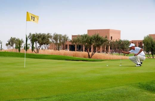 Al Maaden Golf Club