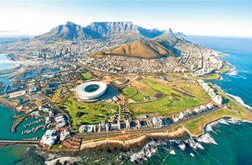 Circuit Le Cap-Occidental - Afrique du Sud  - CAT. 5*