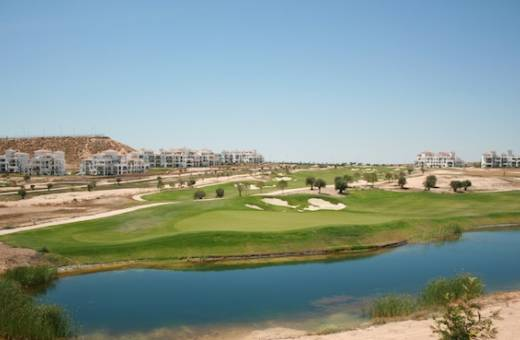 Hacienda Riquelme Golf Club