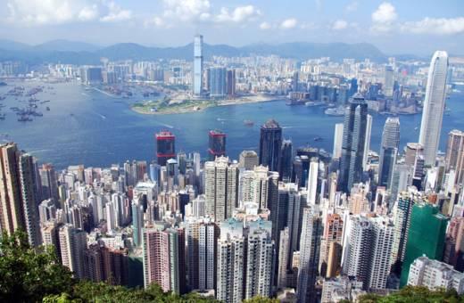 Combiné Hong Kong - Shangai (7 Nuits sur Place)