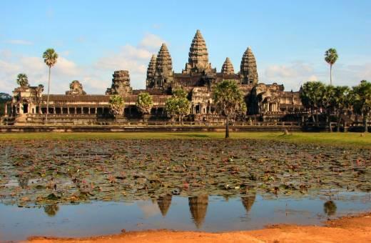 Circuit Cambodge Golf & Découverte