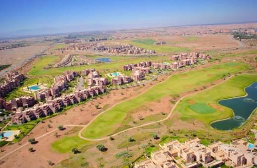 Montgomerie Marrakech Golf Club