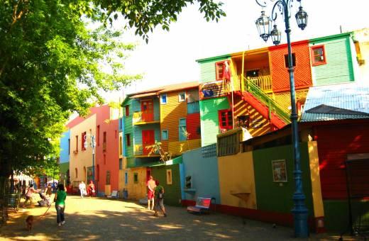 Combiné Buenos Aires  -Bariloche (Patagonie)