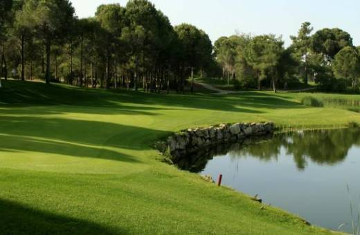 Antalya Golf Club | Pasha Course